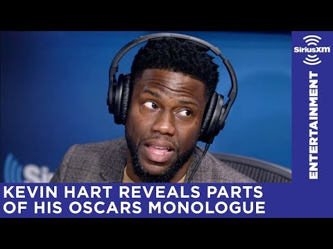 Kevin Hart shares jokes he would've told at Oscars