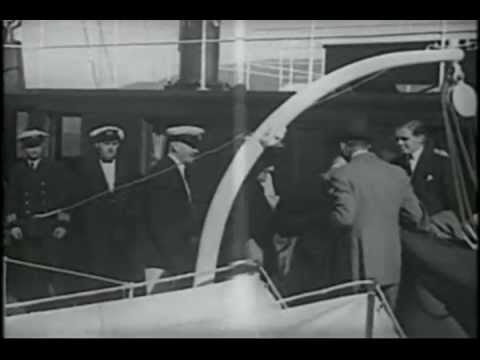 The Governor General Visits Britannia Mines.wmv