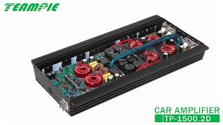 Super High Power Car Amplifier For Competition | High Quality Class D Car Amplifier   - By TEAMPIE