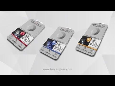 966c7f37f6 Force Glass, le protège-écran garanti à vie ! - YouTube