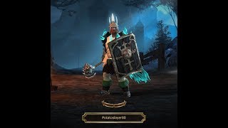 Buying q3 shield (t6) and Life keeper!!! + Cubes + new tank items (Drakensang Online)