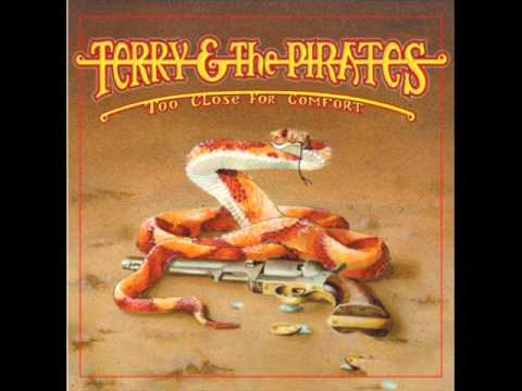 Terry and the pirates   Too close for comfort