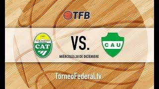 Santa Fe: Atlético Tostado vs. Unión de Sunchales   #TFB