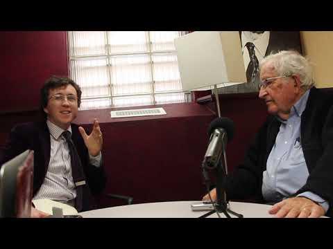 Nathan J. Robinson interviews Noam Chomsky