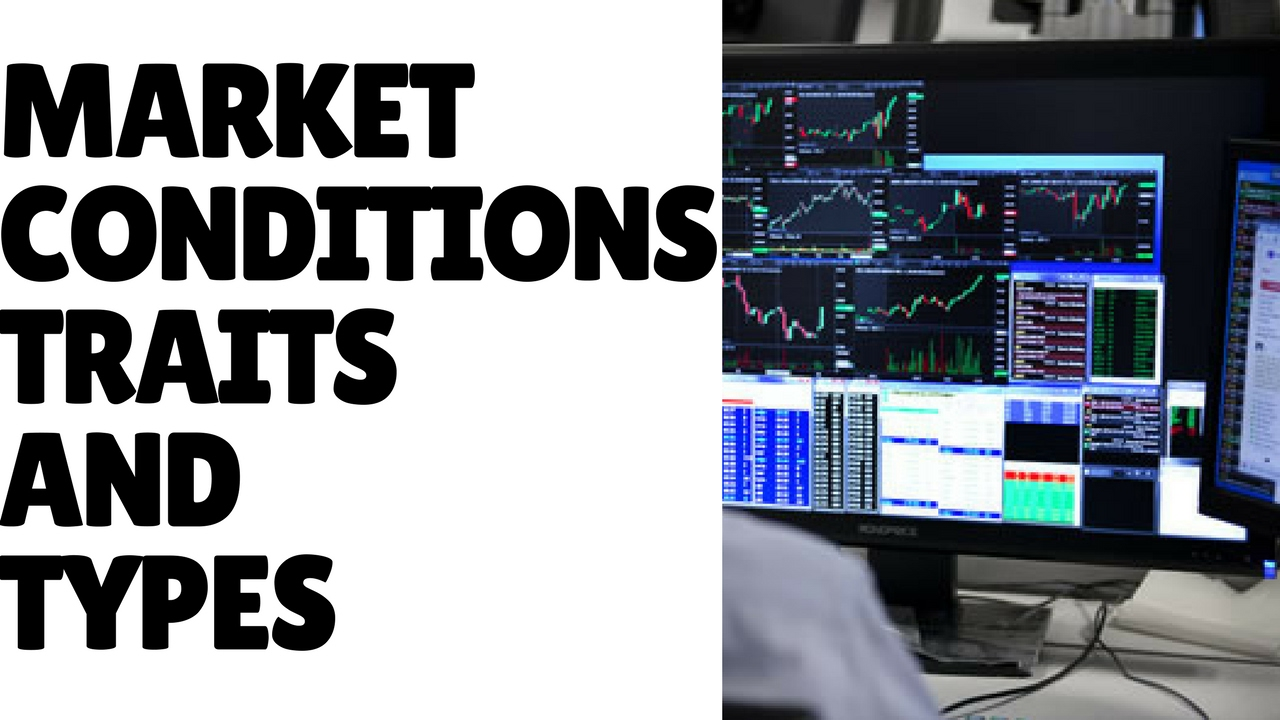 Lesson 14: Market Conditions, Characteristics and Types