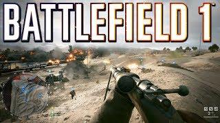 Battlefield 1: I'm Just Slayin'