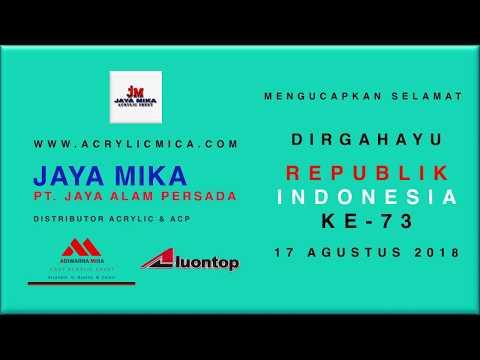 Dirgahayu Republik Indonesia ke 73