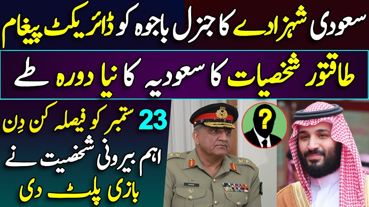 Download New twist in Pakistan Saudi Arabia relations | PM Imran Khan's decision and Qamar Javed Bajwa's role
