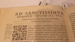 Nicolás Copernicus De Revolutionibus Orbium Coelestium