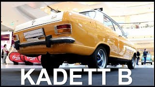 OPEL KADETT B - Quick overview review History brief mini review