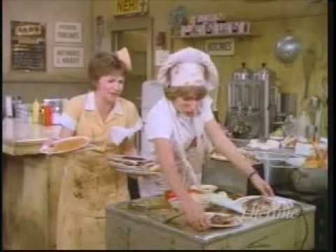 """Laverne & Shirley: """"The Diner""""  aka """"Betty Please"""""""