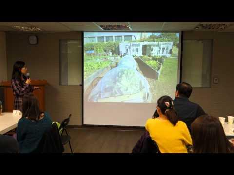 iEnglish Club Speech - Loretta Hsu - Make an exchange (20140104)