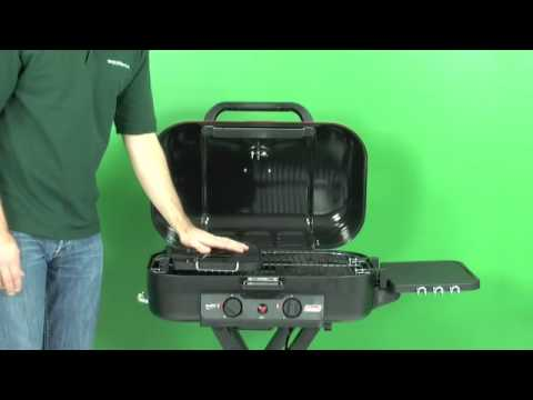 coleman roadtrip lxe grill manual