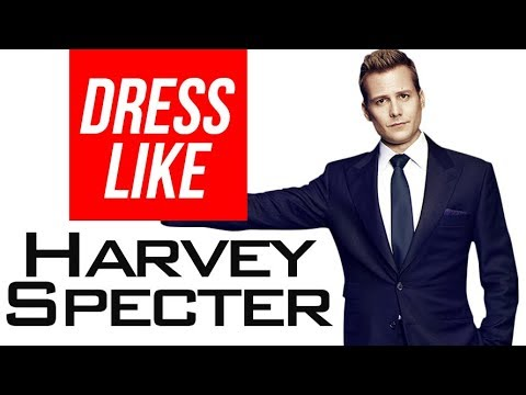 Harvey Specter Style | Dress Like Gabriel Macht In Suits