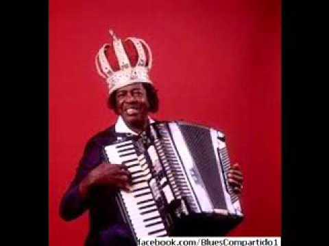 Clifton Chenier And His Red Hot Louisiana Band - Joyous Lake Woodstock,N.Y. 1979