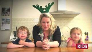 Kids Christmas Crafternoon (episode 1): How To Make Magic Reindeer Food