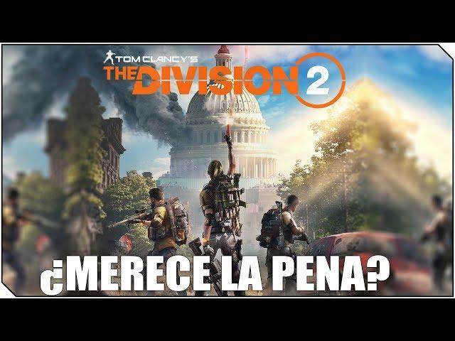 THE DIVISION 2 | Análisis del juego primeras 35 horas | Merece la pena?