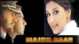 Major Saab Full Movie HD 1080p Hindi | Ajay devgan | Amitabh bachchan|  Love Story Movie -Youtube