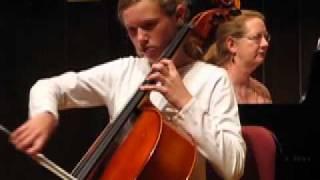 National Cello Institute Concerto No. 5 by F. Seitz