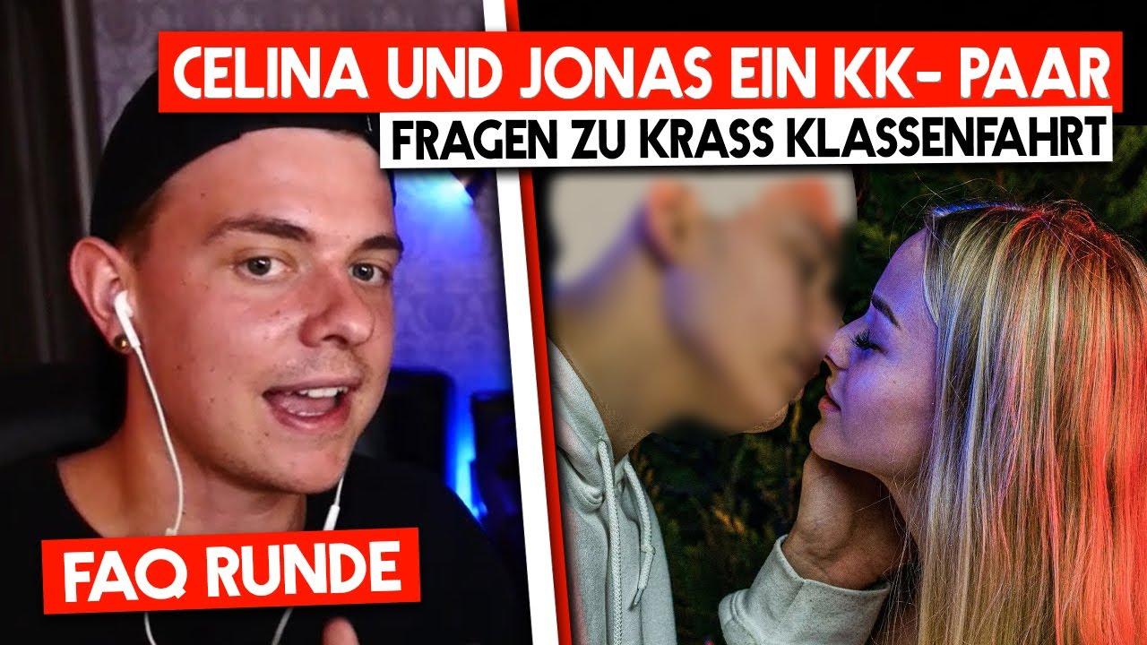 ZCLINA und Jonas ein Krass Klassenfahrt-Paar? Echte Küsse in der Staffel? | Jonas Stream