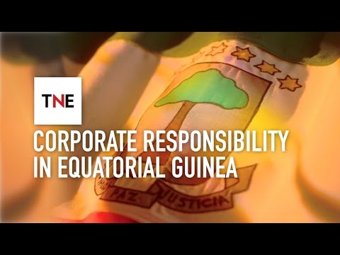 Bill Wheeler, Veronica Mba, and Pat Sanders | Equatorial Guinea LNG | The New Economy