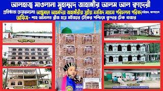 Jahangir Hujur 01819-947815   মাওলানা জাহাঙ্গীর আলমের ওয়াজ   Bangla waz   2018