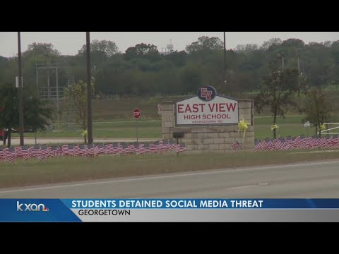 2 students detained after East View High School threat
