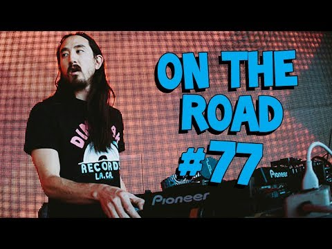 Steve Aoki In Canada (August 2013) - On The Road w/ Steve Aoki #77