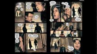 Deus Ex HR Comic Part 05 RUS from dacomicsru Music Michael McCann Deus Ex Human Revolution  The Missing Link OST