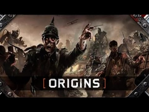 Black ops 2 zombies origins map breakdown mark iv tank - Black ops 2 origins walkthrough ...