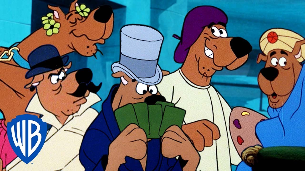 Scooby-Doo Where Are You! | Scooby In Disguise  | 10 MINUTES of Classic Cartoons! | WB Kids
