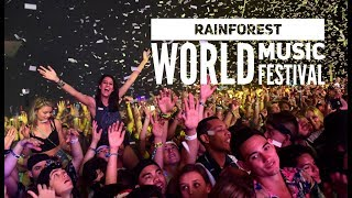 Rainforest World Music Festival 2018 (Aftermovie)