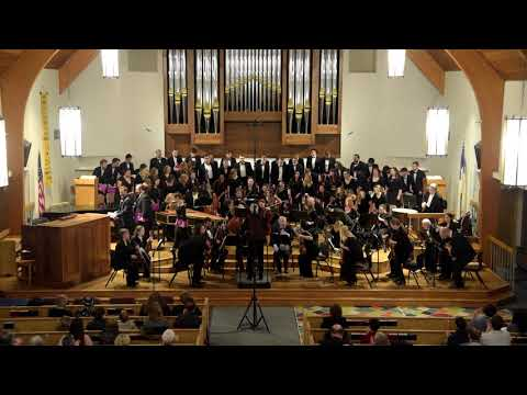 2018 Bailey Choral Festival   The Creation Part 1