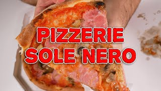 Pizzerie Sole Nero - PIZZA, CO ZA TO STOJÍ!