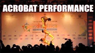 vuclip African Acrobat, CII Indo African best acrobats Zenith Dance Company