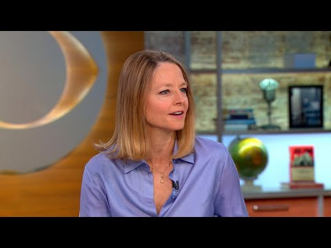 "Jodie Foster on directing ""Black Mirror"" episode, #MeToo movement"