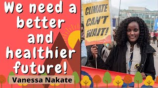 TGOW ENVS Podcast #12: Vanessa Nakate, Uganda Climate Activist