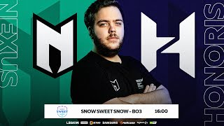 NEXUS VS HONORIS - BO3 - SNOW SWEET SNOW 3 REGIONAL SWISS - $32,000 PRIZEPOOL