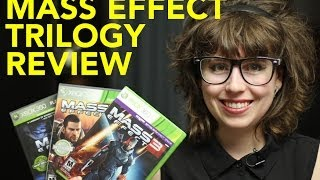 Femtrooper: Mass Effect Trilogy Review