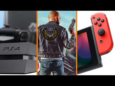 PS4 Update Bricks Consoles? + More GTA Microtransactions + Switch is Indestructible - The Know