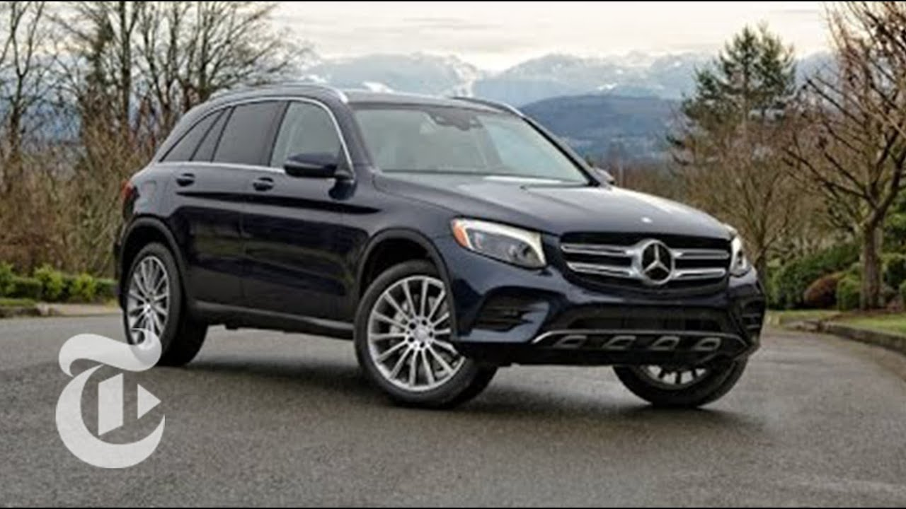 2016 Mercedes Benz Glc300 Driven Car Reviews The New York Times Youtube