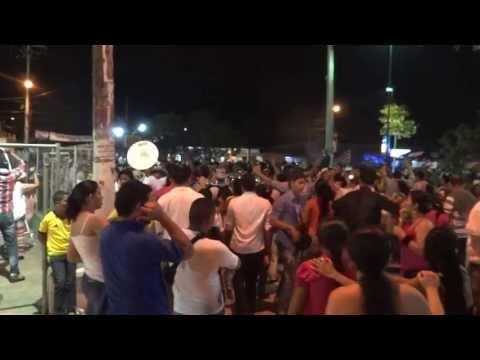 Alborada del 37 Festival Nacional del Porro 2103: Parrandas en el Patio