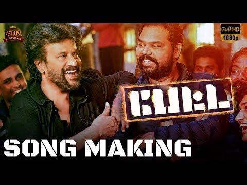 Petta - Ullaallaa Song Making | Superstar Rajinikanth | Karthik Subbaraj | Anirudh | SS