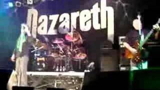 Nazareth - Broken Down Angel - (live in Brazil)