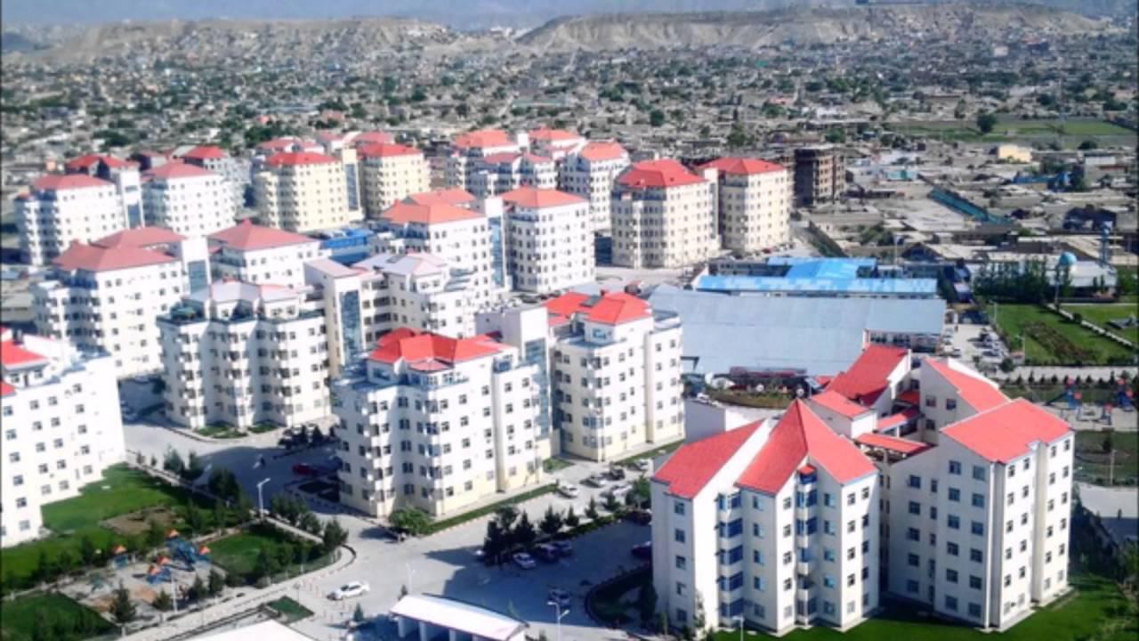 New City Of Kabul