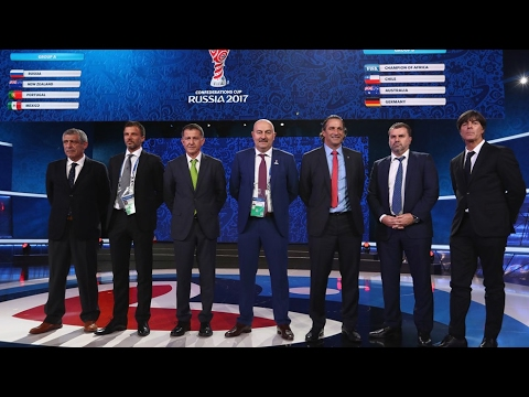 Coaches welcome you to Russia 2017