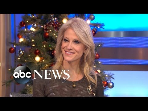 Kellyanne Conway Interview on Russian Hack Claims