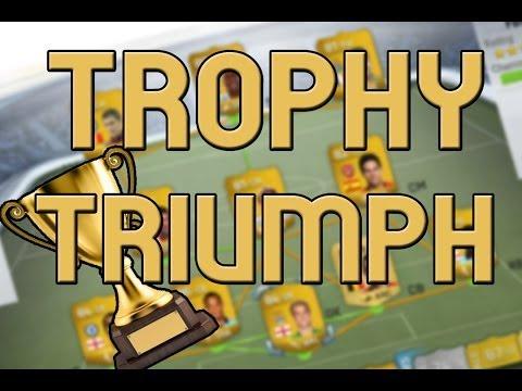TROPHY TRIUMPH | FUT TOURNAMENT RTG