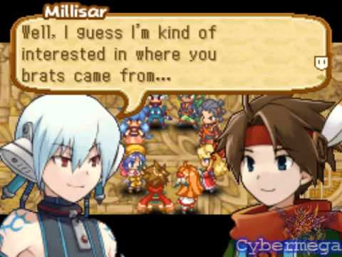 Summon Night Twin Age Ending Part 2 Youtube