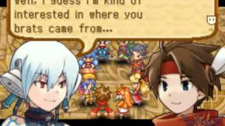 Summon Night Twin age Ending part 2